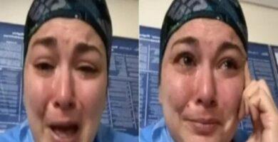 Enfermera denuncia que en Nueva York están matando a los negros que tienen Covid-19