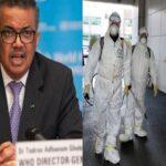 OMS advierte lo lejos que estamos de salir de la pandemia