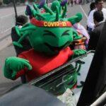 Sorprendente invitación a una fiesta en México para contagiarse del COVID-19