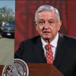 """[VÍDEO] Ciudadanos Detienen a La Fuerza Camioneta de Amlo """"exigiendo ser atendidos"""""""