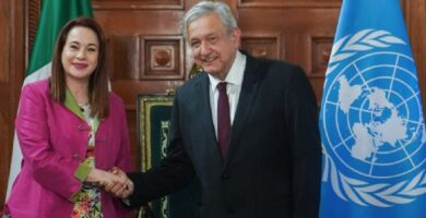 """[VIDEO] ONU elige a AMLO como líder """"Para dirigir estrategia Mundial Económica"""""""