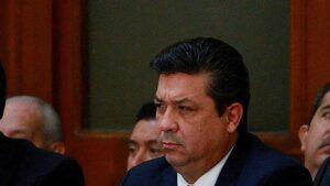 gobernadores de los estados de Michoacan y Tamaulipas.